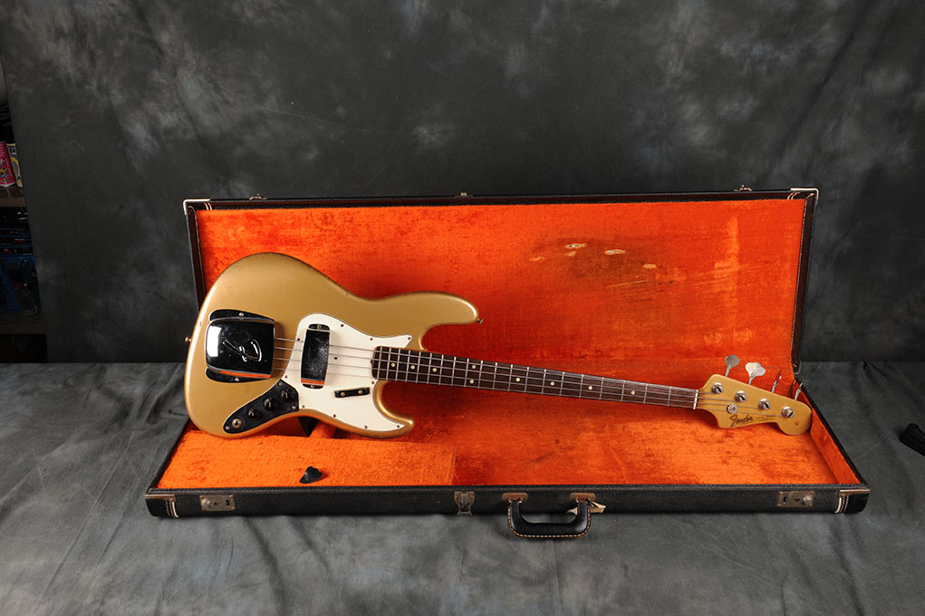 Fender 1965 Shoreline Gold