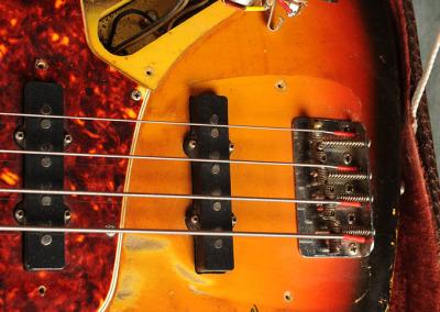 Fender Bass 1965 October Sunburst (15)