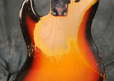 Fender Bass 1965 October Sunburst (3)