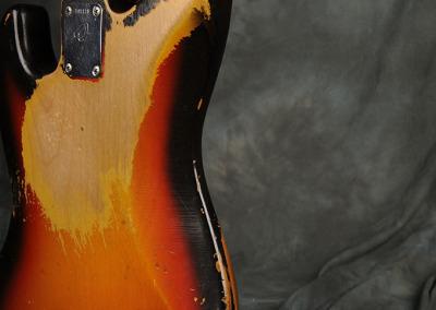 Fender Bass 1965 October Sunburst (5)