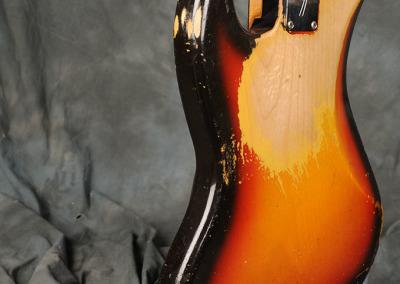 Fender Bass 1965 October Sunburst (6)