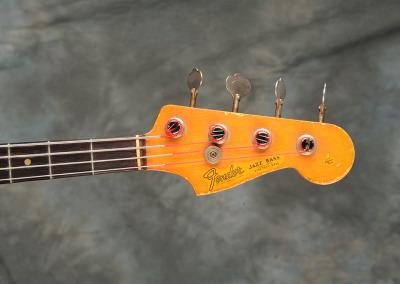 Fender Bass 1965 October Sunburst (7)