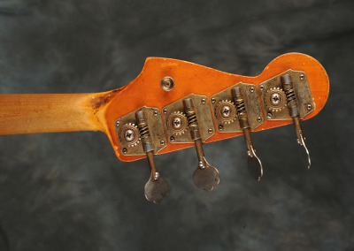 Fender Bass 1965 October Sunburst (8)