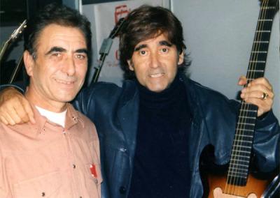Luigi Tommaselli e Ivan Graziani