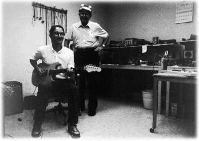 Leo Fender - Alberto Biraghi