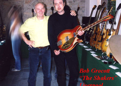 Bob Grocott - the Shaker From Liverpool