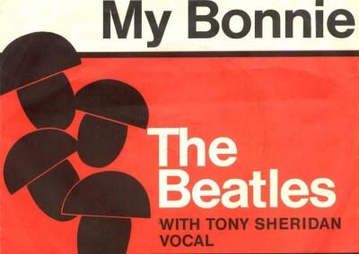 the beatles with Tony Sheridan-my bonnie