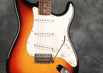 Fender Strato 73 Sunburst (2)
