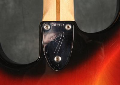 Fender Strato 73 Sunburst (6)