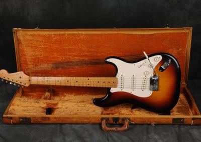 Fender Stratocaster 1959 Sunburst 1