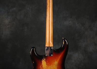 Fender Stratocaster 1959 Sunburst 1 (7)