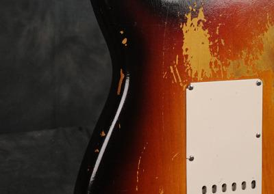 Fender Stratocaster 1959 Sunburst 1 (9)