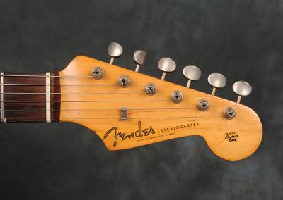 Fender Stratocaster 1959 Sunburst 2 (13)
