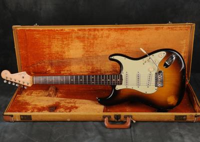 Fender Stratocaster 1959 Sunburst 2