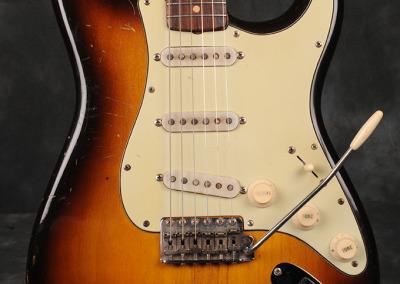 Fender Stratocaster 1959 Sunburst 2 (2)