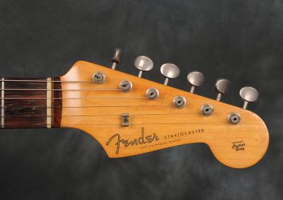 Fender Stratocaster 1961 Black (13)