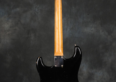 Fender Stratocaster 1961 Black (4)
