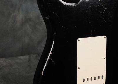 Fender Stratocaster 1961 Black (5)