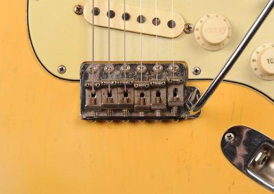 Fender Stratocaster 1961 Blond (4)