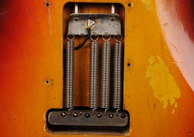 Fender Stratocaster 1961 Sunburst (11)
