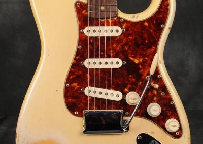 Fender Stratocaster 1962 Blond (2)