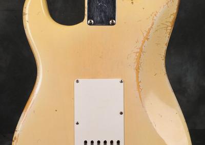 Fender Stratocaster 1962 Blond (7)