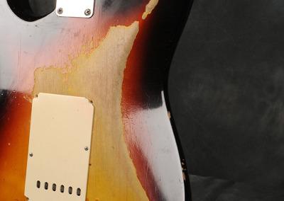 Fender Stratocaster 1963 Sunburst 1 (11)