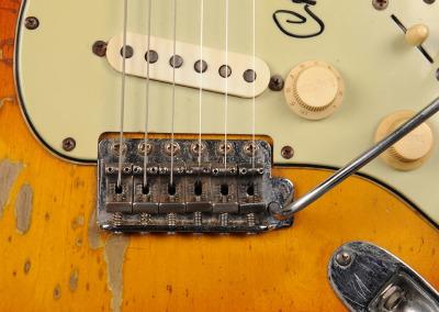 Fender Stratocaster 1963 Sunburst 1 (7)
