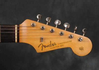 Fender Stratocaster 1963 Sunburst 2 (14)