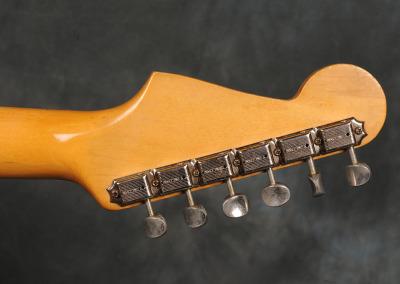 Fender Stratocaster 1963 Sunburst 2 (15)