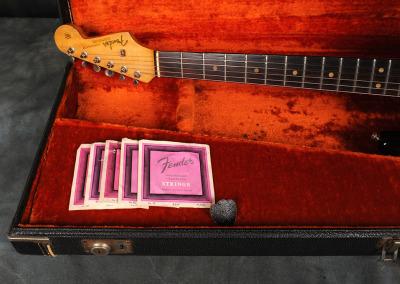 Fender Stratocaster 1963 Sunburst 2 (17)