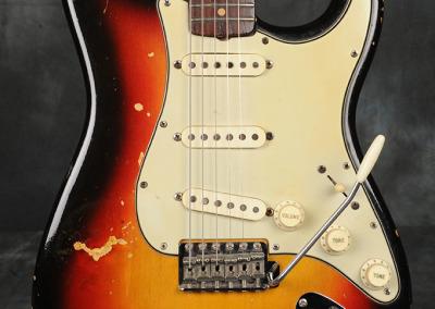 Fender Stratocaster 1963 Sunburst 2 (2)