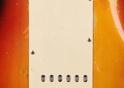Fender Stratocaster 1963 Sunburst 2 (9)