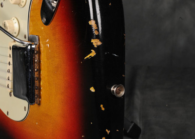 Fender Stratocaster 1963 Sunburst 3 (5)