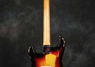 Fender Stratocaster 1963 Sunburst 3 (9)