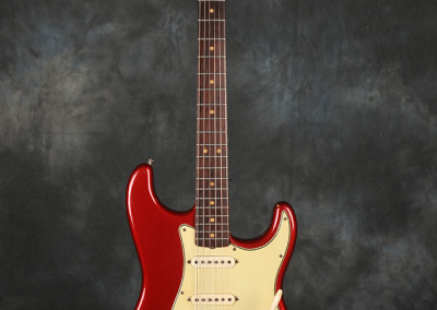 Fender Stratocaster 1964 Candy Apple Red (1)