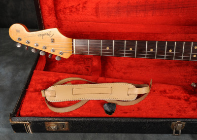 Fender Stratocaster 1964 Candy Apple Red (16)