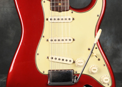 Fender Stratocaster 1964 Candy Apple Red (2)