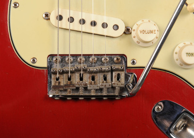 Fender Stratocaster 1964 Candy Apple Red (3)