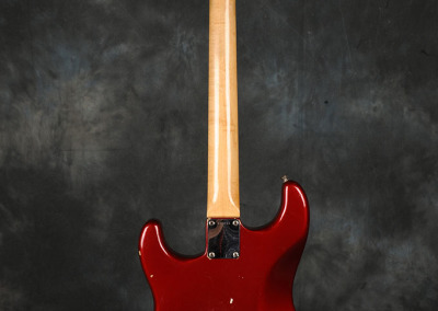 Fender Stratocaster 1964 Candy Apple Red (6)