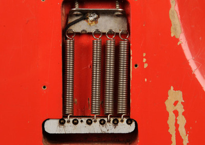 Fender Stratocaster 1964 Fiesta Red (12)