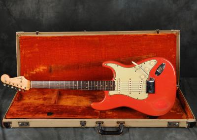 1964 Fender Stratocaster Fiesta Red