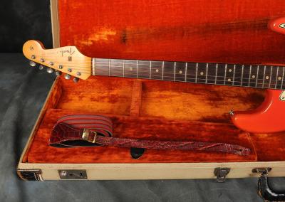 Fender Stratocaster 1964 Fiesta Red (17)