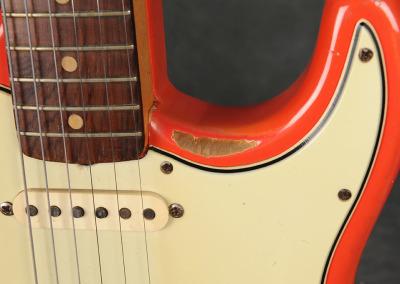 Fender Stratocaster 1964 Fiesta Red (3)