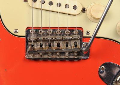 Fender Stratocaster 1964 Fiesta Red (5)