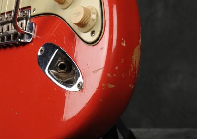 Fender Stratocaster 1964 Fiesta Red (6)