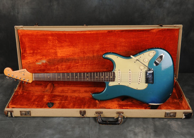 1964 Fender Stratocaster Lake Placid Blue