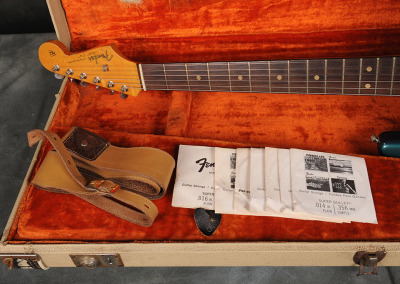 Fender Stratocaster 1964 Lake Placid Blue (16)