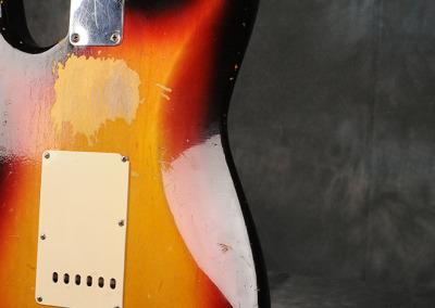 Fender Stratocaster 1964 Sunburst 1 (11)