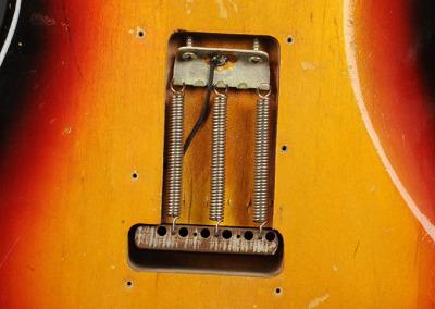 Fender Stratocaster 1964 Sunburst 1 (13)